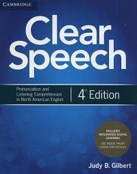 Clear Speech Student's Book Judy G