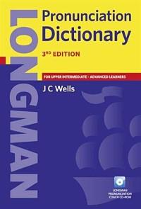 Diccionario Longman Pronunciation Dictionary JC Wells