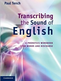Transcribing the Sound of English Paperback - Paul Tench