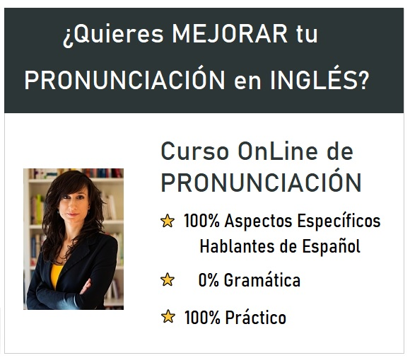 mejorar pronunciación en ingles - Nuria Gavalda