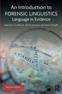 An Introduction to Forensic Linguistics Language in Evidence - Malcom Coulthard_opt
