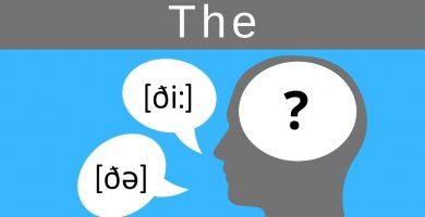 pronunciar the en ingles - pronunciacion - Nuria Gavaldà